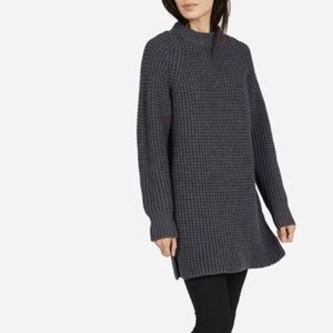 Everlane Merino Wool Tunic Sweater, M